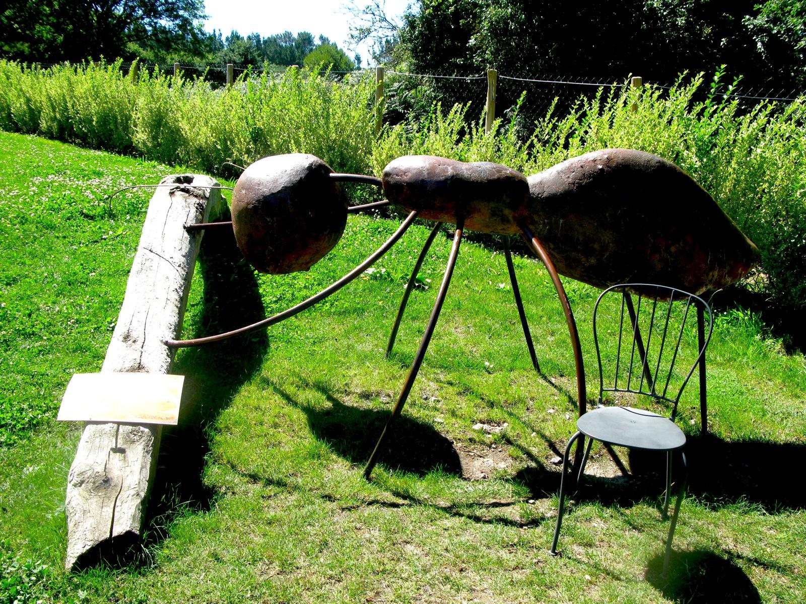 Camino de santiago 2012 dia 2 portomarin palas de rei for Hormigas en el jardin